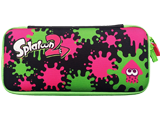 Hori - Splatoon 2 - Hard Pouch - Closed