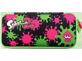 Hori - Splatoon 2 - Hard Pouch - Closed