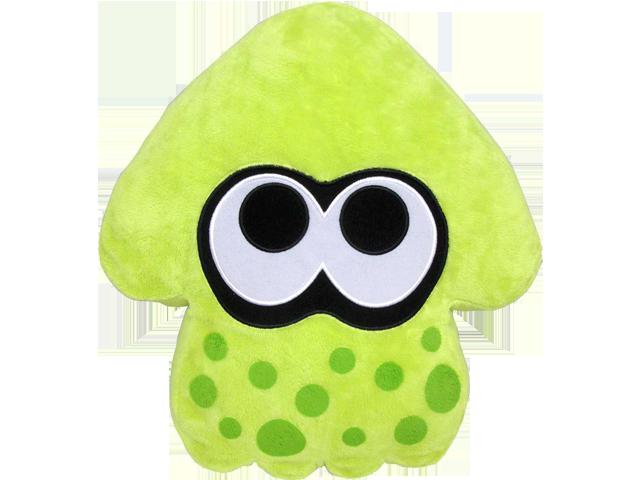 Little Buddy - Splatoon - Plush Pillow - Green