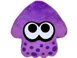 Little Buddy - Splatoon - Plush Pillow - Purple