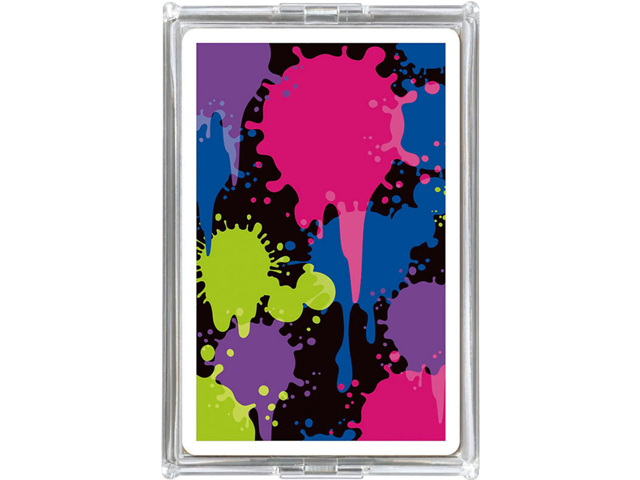 Splatoon - Playing Cards - Splat - Case