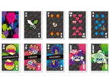 Splatoon - Playing Cards - Splat - Grid