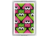 Splatoon - Playing Cards - Squid - Case