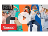Video Preview - Nintendo Labo VR Trailer