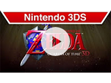 Video Preview - The Legend of Zelda: Ocarina of Time 3D Trailer
