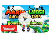 Video Preview - Mario & Luigi Superstar Saga: Bowser's Minions Trailer