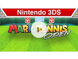 Video Preview - Mario Tennis Open Trailer