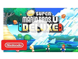 Video Preview - New Super Mario Bros. U Deluxe Trailer