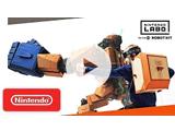 Video Preview - Nintendo Labo - Robot - Toy-Con - 02 Trailer