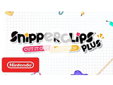 Video Preview - Snipperclips Plus - Cut it out, Together! Trailer