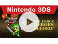 Video Preview - Legend of Zelda: Tri Force Heroes Trailer